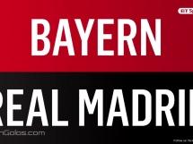 Bayern Monachium 2:2 Real Madryt