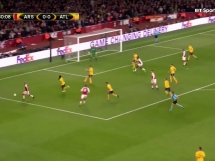 Arsenal Londyn 1:1 Atletico Madryt