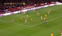 Remis Arsenalu z Atletico! [Wideo]