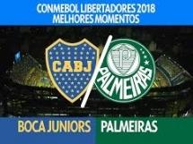 Boca Juniors 0:2 Palmeiras