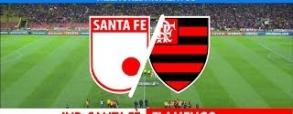 Santa Fe 0:0 Flamengo
