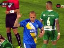 Vereya 0:3 Ludogorets