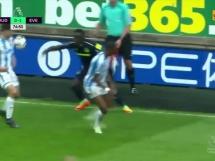 Huddersfield 0:2 Everton