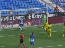 Espanyol Barcelona 1:1 Las Palmas