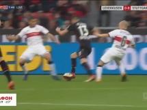 Bayer Leverkusen 0:1 VfB Stuttgart