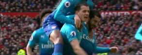 Manchester United 2:1 Arsenal Londyn