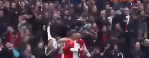 Feyenoord 3:1 Sparta Rotterdam