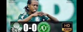 Palmeiras 0:0 Chapecoense