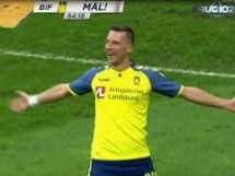 Brondby IF 3:1 FC Nordsjaelland