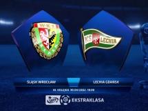Śląsk Wrocław 3:1 Lechia Gdańsk