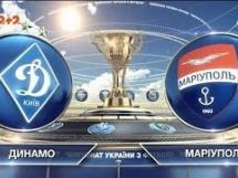 Dynamo Kijów 1:1 Mariupol