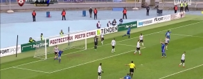 Tosno 1:2 Dynamo Moskwa