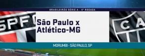Sao Paulo 2:2 Atletico Mineiro