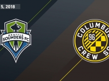 Seattle Sounders 0:0 Columbus Crew