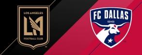 Los Angeles FC 1:1 FC Dallas