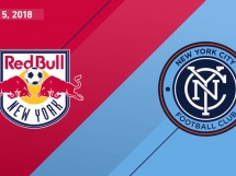 New York Red Bulls 4:0 New York City FC