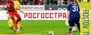Spartak Moskwa 2:0 FK Rostov