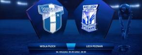 Wisła Płock 0:0 Lech Poznań
