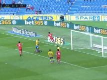 Las Palmas 0:1 Getafe CF
