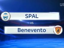 Spal 2:0 Benevento