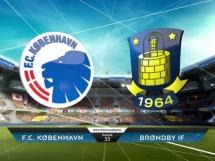 FC Kopenhaga 1:1 Brondby IF