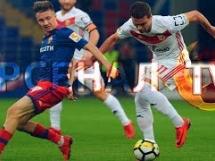 CSKA Moskwa 6:0 Arsenal Tula
