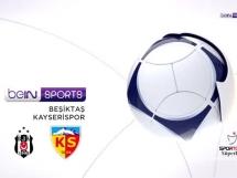 Besiktas Stambuł 2:0 Kayserispor