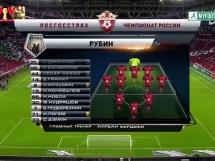 Rubin Kazan 0:0 Ufa
