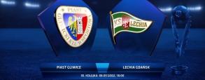 Piast Gliwice 0:2 Lechia Gdańsk