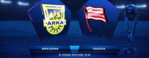 Arka Gdynia 2:0 Cracovia Kraków