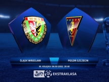 Śląsk Wrocław 2:0 Pogoń Szczecin