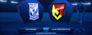 Lech Poznań 0:2 Jagiellonia Białystok