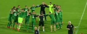 GKS Bełchatów 0:1 Warta Poznań
