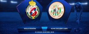 Wisła Kraków 3:0 Zagłębie Lubin