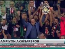Akhisar Belediye 3:2 Fenerbahce