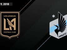 Los Angeles FC 2:2 Minnesota United