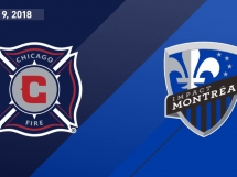 Chicago Fire 1:0 Montreal Impact