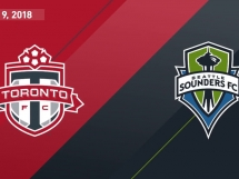 Toronto FC 1:2 Seattle Sounders