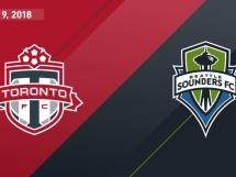 Toronto FC 1:2 Seattle Sounders