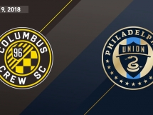 Columbus Crew 1:0 Philadelphia Union