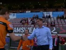 KV Kortrijk 1:1 Excelsior Mouscron