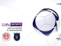 Antalyaspor 0:2 Basaksehir