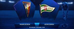 Pogoń Szczecin 1:1 Lechia Gdańsk
