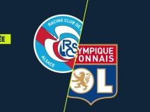 Strasbourg 3:2 Olympique Lyon