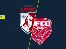 Lille 2:1 Dijon