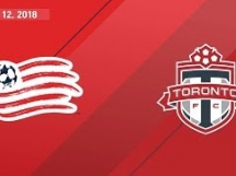 New England Revolution 3:2 Toronto FC