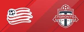 New England Revolution 3:2 Toronto FC