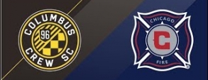 Columbus Crew 3:0 Chicago Fire