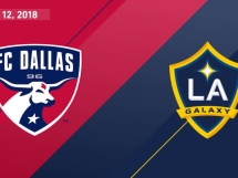 FC Dallas 3:2 Los Angeles Galaxy