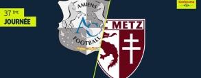 Amiens 2:0 Metz